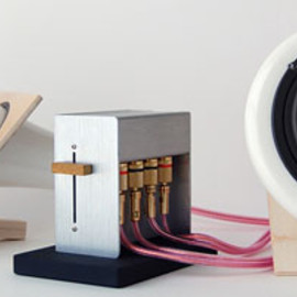 Joey Roth - ceramic speakers by joey roth