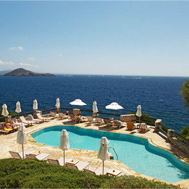 One week-end with Arrow at Il Pellicano Hotel