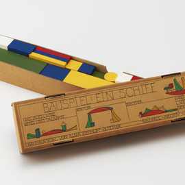 "naef - Building Blocks ""Bauhaus Bauspiel"""
