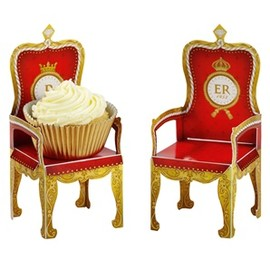 Talking Tables - Street Party Cupcake Thrones