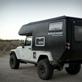 Thaler Design - ActionCamper, Mario Donovan - Action Camper For Jeep