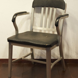 "emeco - ""NAVY"" Arm Chair"