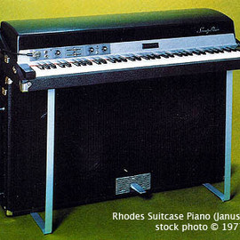 Fender - Rhodes Suitcase Piano (73-key)