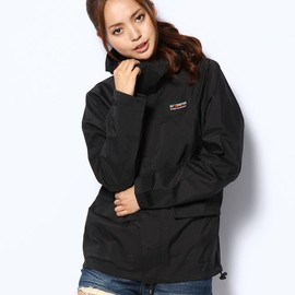 X-girl - Lowe alpine 3LAYER JACKET