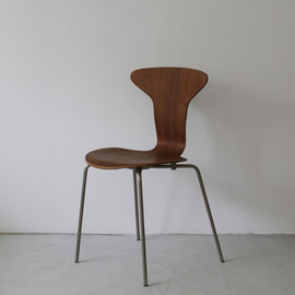 Fritz Hansen - Chair 3105 by Arne Jacobsen