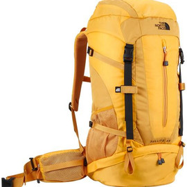 THE NORTH FACE - TELLUS 45-L PERFORMANCE YELLOW