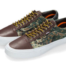 VANS - Carhartt WIP X VANS Syndicate Old Skool   Preview | Video