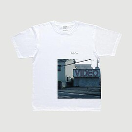 MIDDLE PLANE, ホンマタカシ, DIGAWEL - Middle Plane Issue No. 4 T-SHIRT