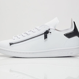 Y-3 - Stan Zip Sneakers White / Black