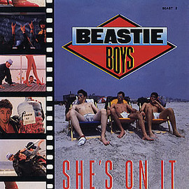 Beastie Boys - She's on it 12""
