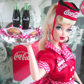 Barbie - coke