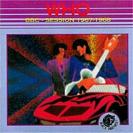 The Who - BBC-SESSION 1967-1968 - BP-070