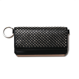 MOUNTAIN RESEARCH - Riveter Wallet-Long | Black