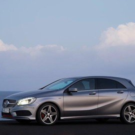 Mercedes-Benz - The new A-Class
