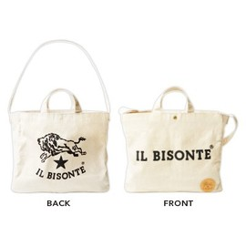 IL BISONTE - 2WAY ショルダーバッグ