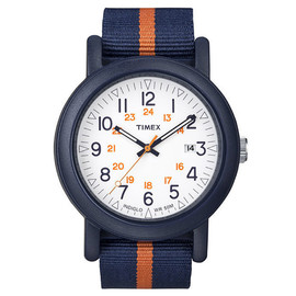 TIMEX - camper navy/orange