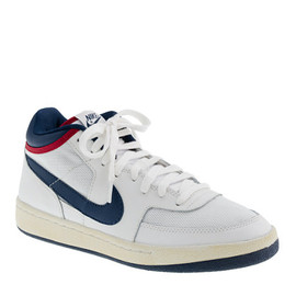 NIKE for J.Crew - Nike® for J.Crew Vintage Collection Challenge Court sneakers