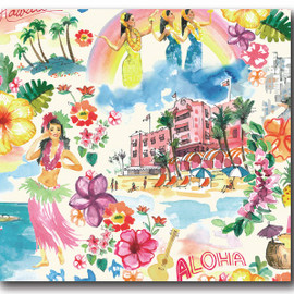 "LeSportsac - DFS Exclusive LESPORTSAC ""ALOHA DREAM"""