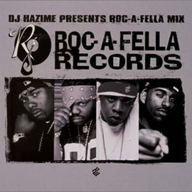 Various Artists - DJ HAZIME presents ROC-A-FELLA MIXCD