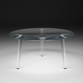 Junya Ishigami - Crystal dinner table