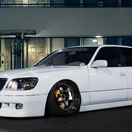 TOYOTA - The Never Ending Project // Elvis' Lexus LS400.