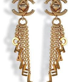 CHANEL - Earrings