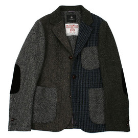 Beauty&Youth - Harris Tweed Jacket