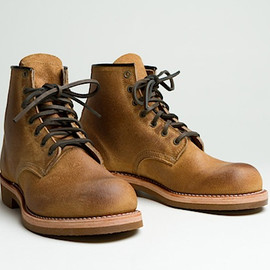 "Red Wing - Red Wing x Nigel Cabourn ""The Munson Boot"""