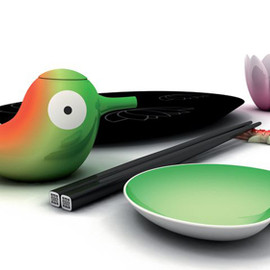 ALESSI - LILY BIRD