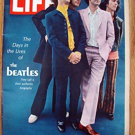 LIFE - 1968s THE BEATLES