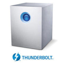 Lacie - LaCie 5big Thunderbolt Series