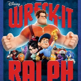 Rich Moore - Wreck-It Ralph(Sugar Rush) (Two-Disc Blu-ray/DVD Combo)