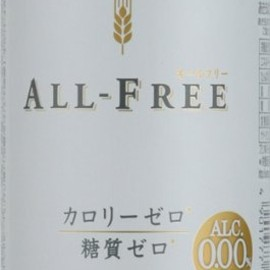 SUNTORY - ALL-FREE 350ML