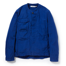nonnative - TROOPER BLOUSON C/L OXFORD