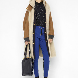 Marni - Marni 2012 winter edition mouton coat