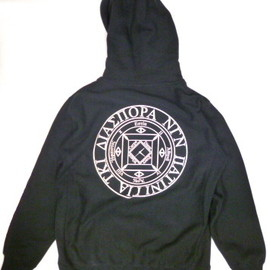 Diaspora skateboards - Magic Circle Hoodie