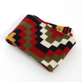 COSMIC WONDER Light Source - Inca Motif Muffler