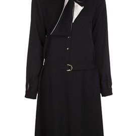 Bouchra Jarrar - Belted shirtdress
