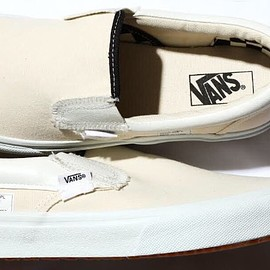 VANS - Revers Slip on