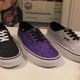 VANS - AUTHENTIC GLITTER