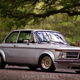 BMW - 2002 '72 by Patrick Burns