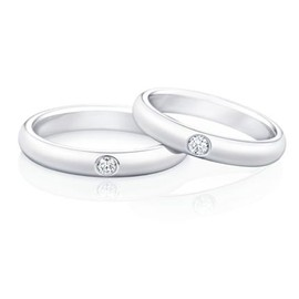 HARRY WINSTON - marriage rings