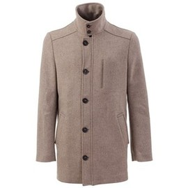 Maison Martin Margiela - Beige wool coat 30AM 112