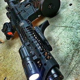 Colt - M4 Tactical rifle