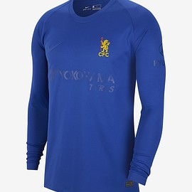 NIKE - Chelsea FC Stadium Cup Long-Sleeve Soccer Jersey