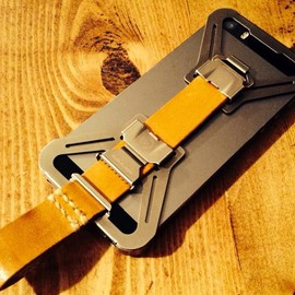 Daga - SLING-5 for iPhone5/5s (Leather edition)