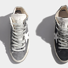 SUPER STAR SNEAKERS IN LEATHER WITH PLASTIC STAR