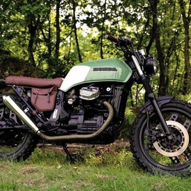 "Bullit Garage - Honda CX 500 ""Canyon"""