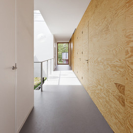 i29 - Plywood Walls, Home 09, North Holland