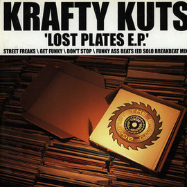 KRAFTY KUTS - LOST PLATES E.P. / Against The Grain